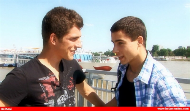 Ariel Vanean and Gino Mosca