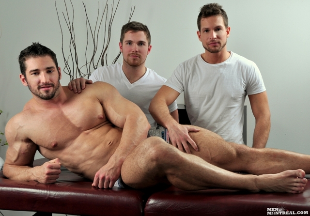 Hayden Colby and Christian Power