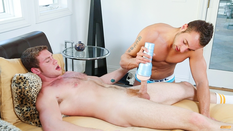 next door world  Connor Maguire and Ryan Knightly