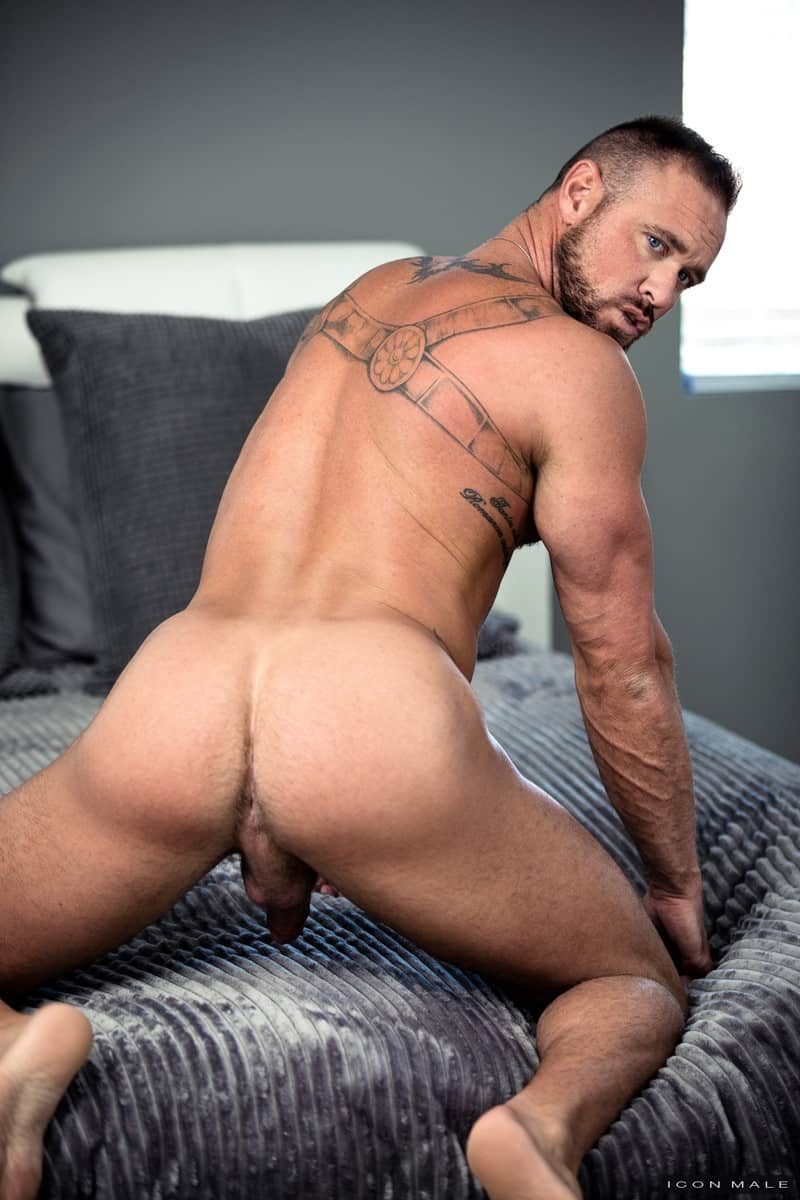 Men for Men Blog Michael-Roman-Jett-Rink-kiss-gay-porn-stars-hardcore-ass-fucking-young-dudes-cum-IconMale-030-gay-porn-pictures-gallery Michael Roman and Jett Rink kiss passionately then the hardcore ass fucking begins ending in both young dudes covered in cum Icon Male