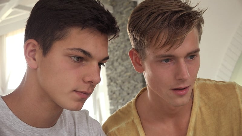 Men for Men Blog Kevin-Warhol-Nino-Valens-big-twink-raw-dicks-Hot-gay-porn-lovers-bareback-anal-BelamiOnline-003-gay-porn-pictures-gallery Hot gay porn lovers Kevin Warhol and Nino Valens scorching bareback anal action from two very experienced lovers Belami